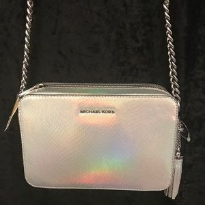 a3593cdd596b22 Michael Kors Bags | Ginny Rainbow Crossbody W Wallet | Poshmark